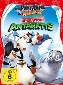 Die Pinguine aus Madagaskar - Operation Antarktis