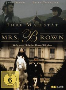 Ihre Majestät: Mrs. Brown
