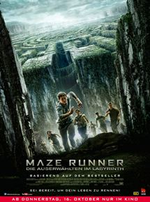 Maze Runner - Die Auserwählten im Labyrinth