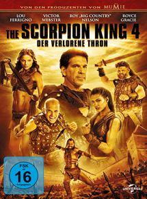 The Scorpion King 4 - Der verlorene Thron