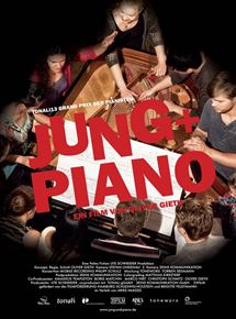 Jung + Piano - Grand Prix der Pianisten