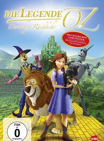 Die Legende von Oz - Dorothy's Rückkehr