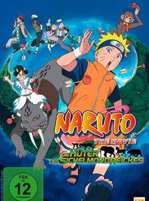 Naruto The Movie 3 - Die Hüter des Sichelmondreiches