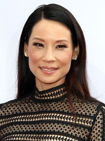 lucy liu. Black Bedroom Furniture Sets. Home Design Ideas