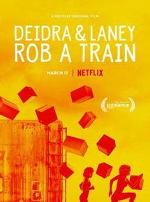 Deidra und Laney – Diebstahl auf Schienen