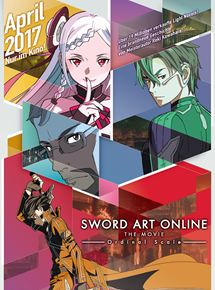 Sword Art Online - Ordinal Scale
