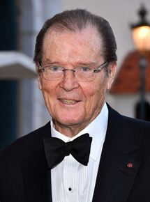 Sir Roger Moore still has a taste for travel, but also enjoys staycations  near one