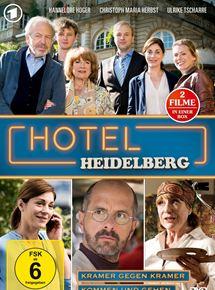 Hotel Heidelberg - Kommen und Gehen