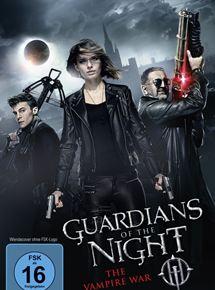 Guardians Of The Night - The Vampire War Lyubov Aksyonova