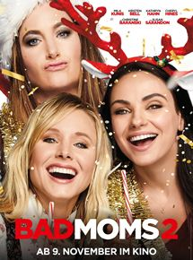 Bad Moms 2 VoD