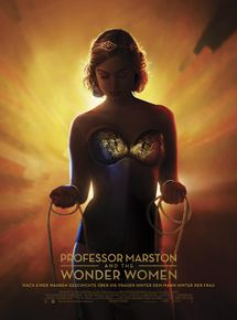 Professor Marston & The Wonder Women VoD