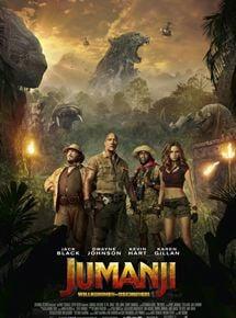 VOLL-FILM [GANZER] Jumanji: Willkommen im Dschungel (2018) STREAM DEUTSCH | CINEBLOG01 (HD)