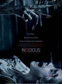 Insidious 4: The Last Key VoD