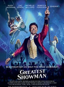 Greatest Showman VoD
