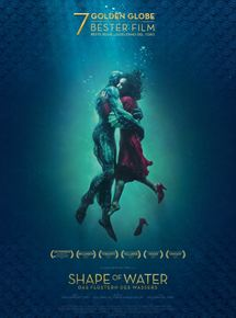 [ONLINE-CLOUD] Shape Of Water – Das Flüstern des Wassers STREAM DEUTSCH 2018 (ONLINE) HD