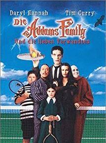 Addams Family - Und die lieben Verwandten (tv)