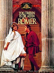 Toll trieben es die alten Römer