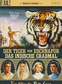 Das indische Grabmal: Der Tiger von Eschnapur