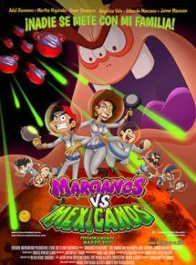 Marcianos Contra Mexicanos