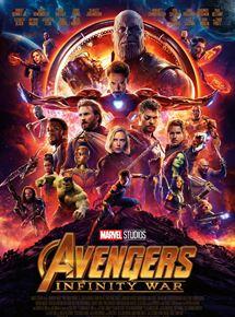 Avengers 3: Infinity War VoD