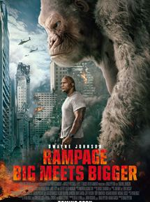 Rampage - Big Meets Bigger VoD