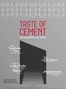 [GANZER~HD] Taste of Cement – Der Geschmack von Zement STREAM DEUTSCH KOSTENLOS SEHEN(ONLINE) HD
