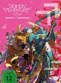 Digimon Adventure Tri Chapter 5 - Coexistence
