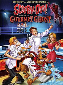 Scooby-Doo And The Gourmet Ghost