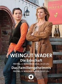 Weingut Wader: Die Erbschaft