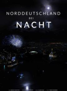 Norddeutschland bei Nacht