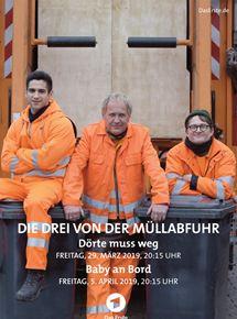 Die Drei von der Müllabfuhr: Dörte muss weg