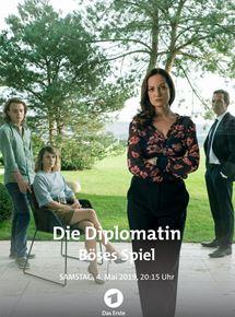 Die Diplomatin - Böses Spiel