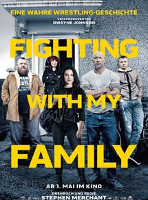 Fighting With My Family VoD