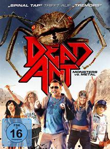 Dead Ant - Monsters vs Metal