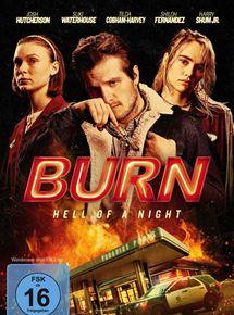 Burn - Hell Of A Night