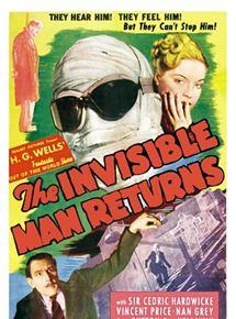 Der Unsichtbare kehrt zurück