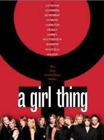 Girls in the City (dvd)
