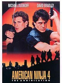 American Ninja 4: The Annihilation VoD