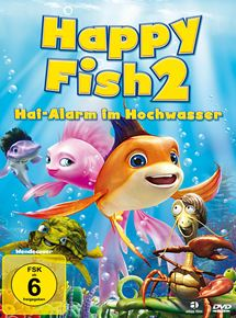 Happy Fish 2 - High-Alarm im Hochwasser
