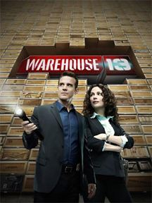 Warehouse 13 - Season One [3 DVDs]