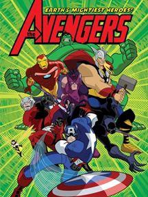 Die Avengers - Die mächtigsten Helden der Welt