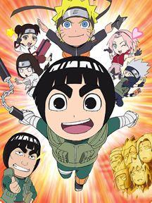 Naruto - Rock Lee und seine Ninja-Kumpels