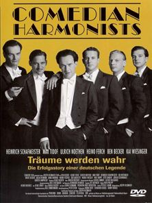 Comedian Harmonists Trailer DF
