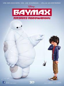Baymax - Riesiges Robowabohu Trailer (2) DF