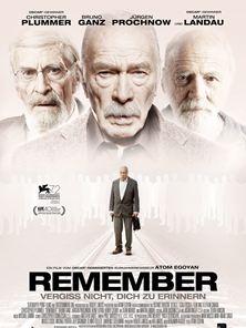 Remember - Vergiss nicht, dich zu erinnern Trailer DF
