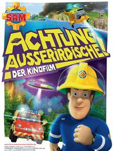 Feuerwehrmann Sam - Achtung Außerirdische! Trailer DF