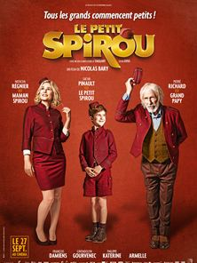 Der kleine Spirou Trailer OV