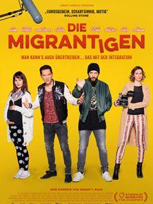 Die Migrantigen Trailer DF