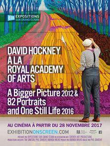 David Hockney in der Royal Academy of Arts Trailer OV