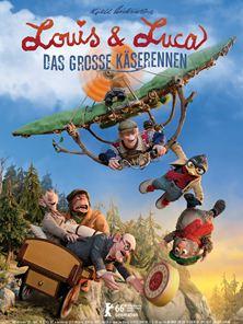 Louis & Luca - Das große Käserennen Trailer DF
